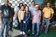 REPRESENTANTES DE COMUNIDADES RURAIS DE DORES DE GUANHÃES VISITAM A AGRIMINAS