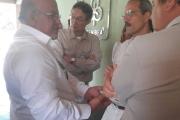 AMBAS busca parceria da Cenibra para estudo de desenvolvimento regional