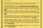 Dia da Cidadania em Dores de Guanhães